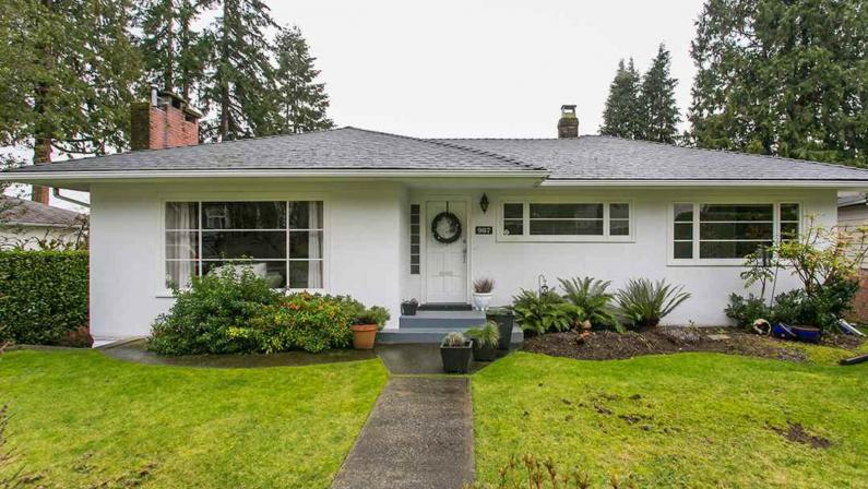 987 Beaumont, Edgemont, North Vancouver